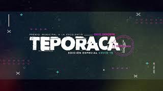 Premio Municipal Teporaca edición especial COVID19.