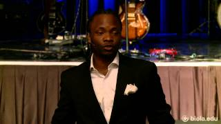 Hashim Garrett, Charles Williams: Forgiveness - Biola University After Dark Chapel