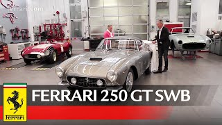A new lease on life for a Ferrari 250 GT SWB