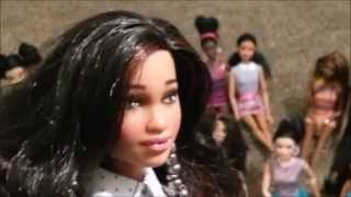 My Barbie & Fashion DOLL COLLECTION-Pt 2 ( Diverse Ethnic/Black Dolls)
