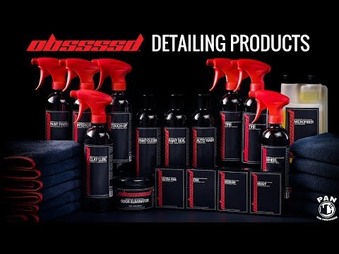 OBSSSSD Car Detailing Products: BRAND REVIEW !!