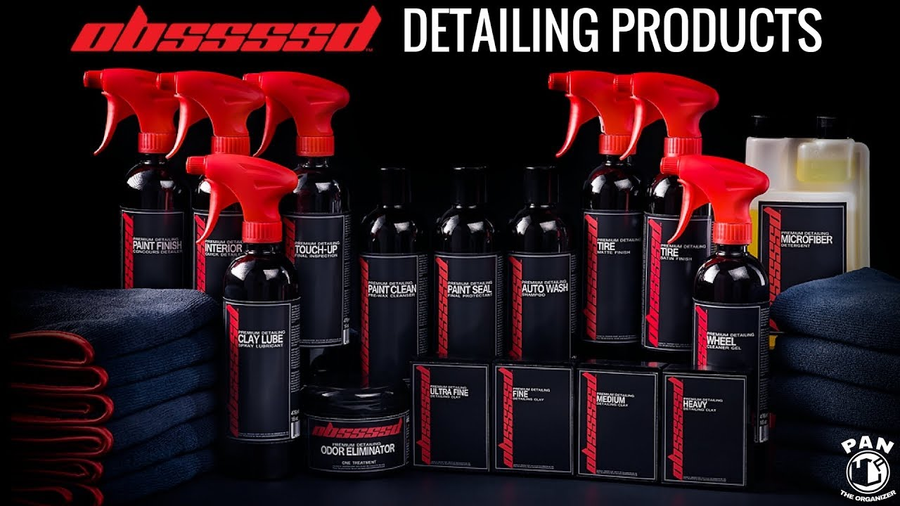 obssssd car detailing products brand review youtube. Black Bedroom Furniture Sets. Home Design Ideas