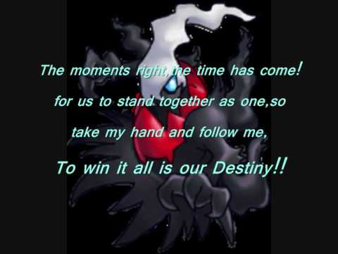 We Will Be Heros Pokemon The rise of Darkrai