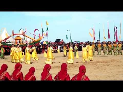 IRAW TENGKAYU VIII 2015 KOTA TARAKAN TARI KOLOSAL SUKU TIDUNG