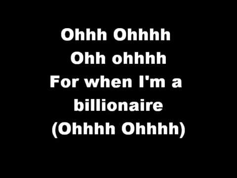 Bruno Mars - Billionaire [FREE MP3 DOWNLOAD]