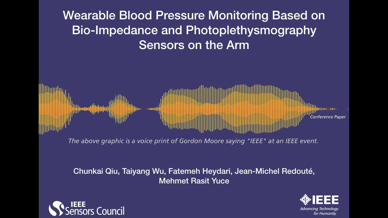 Wearable Blood Pressure Monitoring Based on Bio-Impedance -  Photoplethysmography Sensors