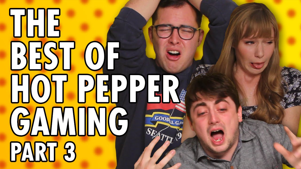 BEST OF HOT PEPPER GAMING 3