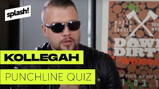 WHO DAT?! – Kollegah im Punchline-Quiz (splash! Mag TV)