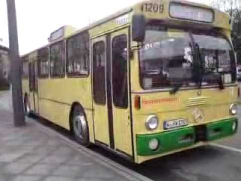 MB O 305 Bj 1985 ex VER, nun Vhag WSW