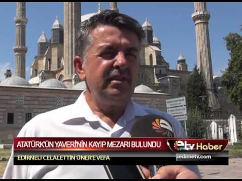 ATATÜRK'ÜN YAVERİ'NİN KAYIP MEZARI BULUNDU