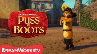 Just Dance! | NEW PUSS IN BOOTS