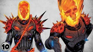 Top 10 Cosmic Ghost Rider Shocking Facts