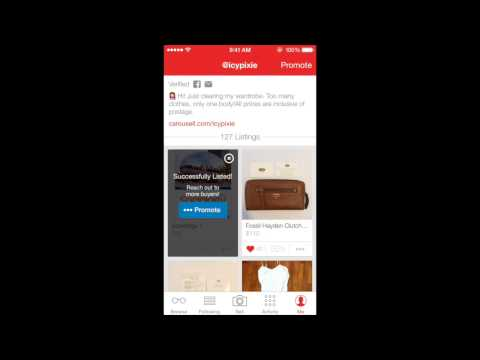 Post your Carousell listings to Facebook Groups