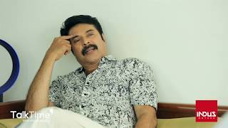 Mamootty In Talk Time with Mathukutty