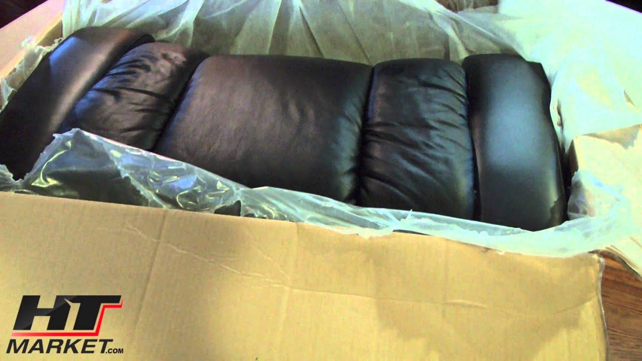 HT Design Home Theater Seating Hamilton Un Box And Installation   YouTube
