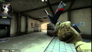 CS:GO Raro CZ75 Auto Animación - 360 Rollo