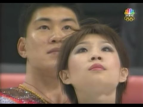 D. ZHANG AND H. ZHANG - 2006 OLYMPIC GAMES - FS