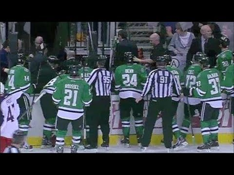 Hockey Player Dies on Bench! | Rich Peverley Collapses