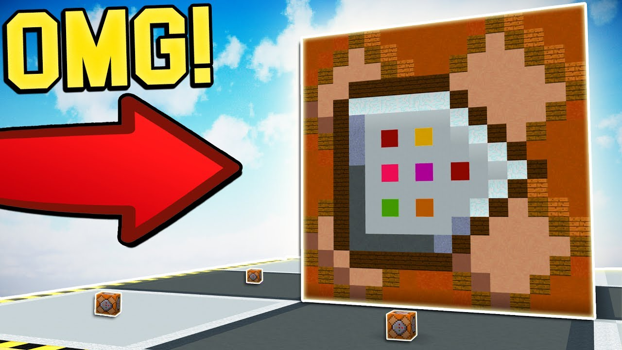 how to make a command block in minecraft pocket edition