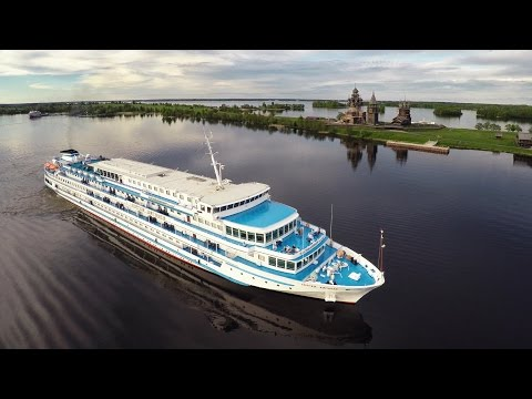 Best of Cruise Moscow - St.Petersburg Aerial / Круиз Москва - Санкт-Петербург съемки с коптера