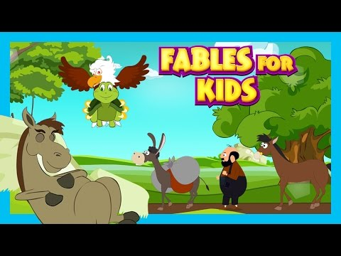 Fables For Kids - Animated Fable Stories For Children In English || Tia and Tofu Stories