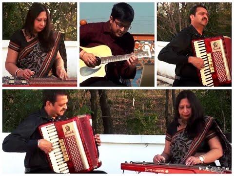 Gulabi Aankhein Instrumental | Sonali Nath | Sanjeev Sachdeva | Abhishek Nath