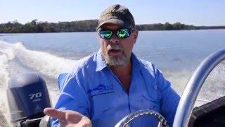 Yamaha F70A &Talon SDS Prop: A Fisherman's Review — Starlo Gets Reel