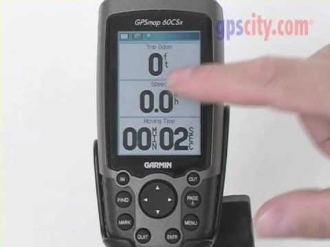 GARMIN GPS 60CX WINDOWS XP DRIVER