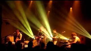 Syd Matters - obstacles - live @ l'Usine à Gaz, Nyon 2011