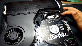 How to fix a broken ps3 disc tray