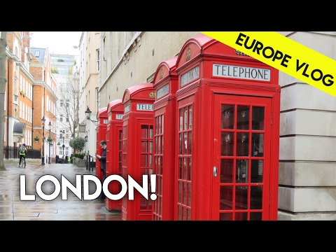 London on a budget & Harry Potter Studios | Europe Vlog 11
