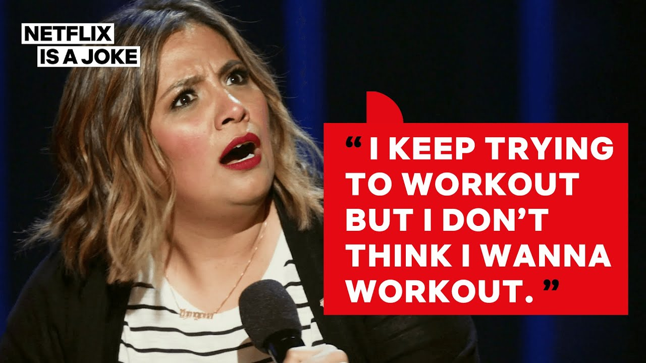 Lululemon Thinks Cristela Alonzo Is Too Fat to Work Out | Netflix Is A Joke