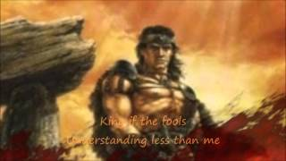 Twisted Sister - King Of The Fools (with lyrics)