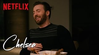 Captain America Dinner Party | Chelsea | Netflix