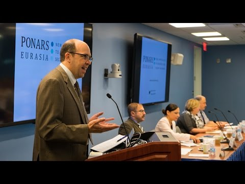 "PONARS Eurasia Annual Conference Welcome & Panel: ""Russia's 2016 Parliamentary Elections"" (09/23/16)"
