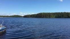 Puumalan Haapaselän Suomuslahden Pohjasaari on kaunis lomarakennuspaikka