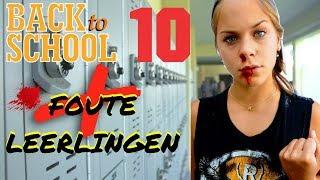 10 FOUTE Leerlingen Op De Middelbare School   Emma Keuven