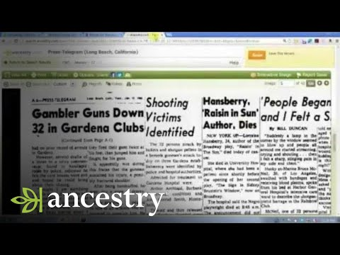 Convicts and Criminals In Your Family Tree