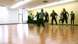 """Vybz Kartel - Key Stone"" Dancehall steps from class at Rhytmz & Motion by Nicholas Mafabi"