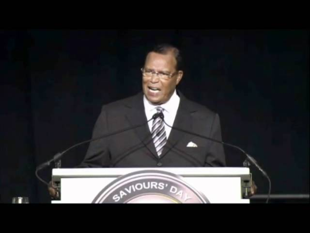 Farrakhan Speaks on Political Racism & Disrespect of Pres. Barack Obama