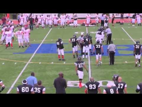 Football | Long Island Demon Knights vs. NYC Falcons | 8.8.15