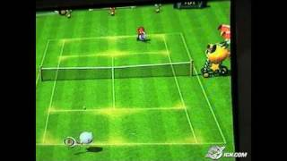 Mario Power Tennis GameCube Gameplay_2004_09_08_1