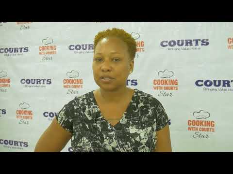 The Next Cooking with Courts Star - Joanne Moore (Megastore)
