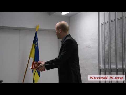 Видео Новости-N: Юрий Тимошин и прокурор спорят в суде