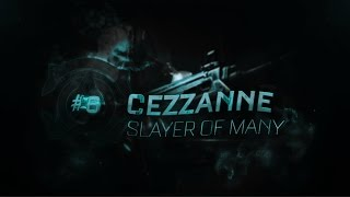 Ess Cezzanne - Gears of War 4