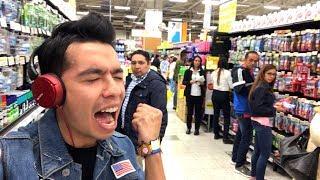Cantando Sin Escucharme EN PUBLICO - Ami Rodriguez