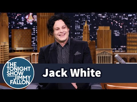 Jack White Makes Fun of Jimmy's Beginners' Guitar Mp3
