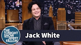 Download Jack White Makes Fun of Jimmy's Beginners' Guitar Mp3 and Videos