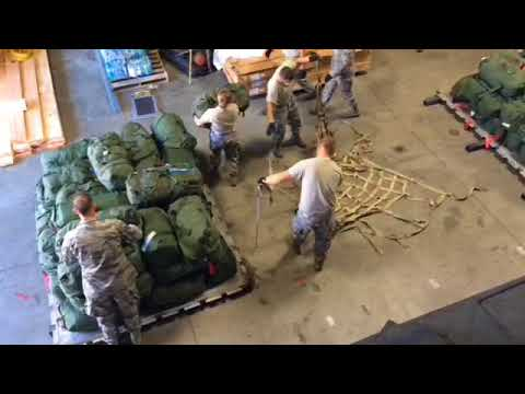 Pennsylvania National Guard troops head to Texas to help with Hurricane Harvey relief efforts
