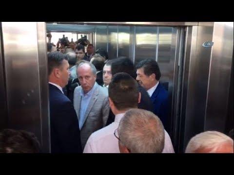 Muharrem İnce'den Asansör Krizine Tepki:...